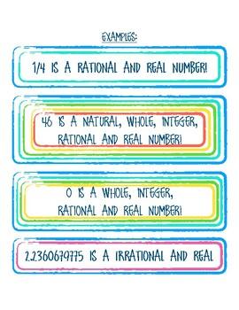 Number System Notebook Sample