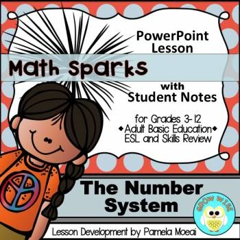 Place Value: Number System PowerPoint and Student Notes Ne