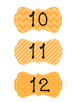 Number Tags