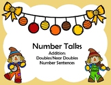 Number Talk: Addition Doubles and Near Doubles