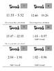 Number Talk Cards - Decimals
