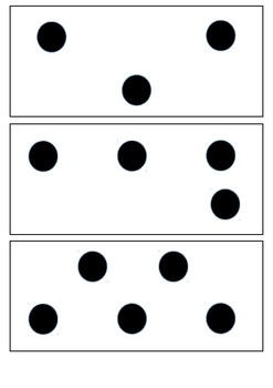 Number Talk Dot Patterns