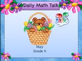 Number Talk - Kindergarten May