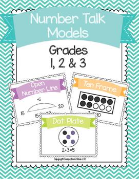 Number Talk Models