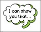 Number Talk Posters FREE