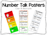 Number Talk Posters