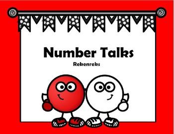 Number Talk: Rekenreks