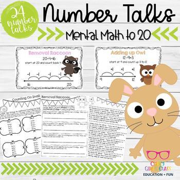 Number Talk Set
