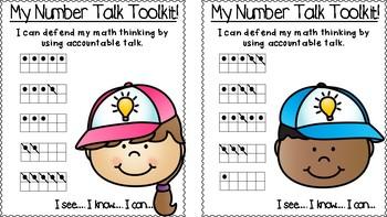 Number Talk Toolkits