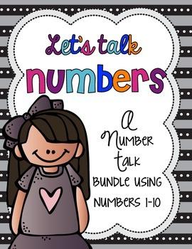 Number Talks 1-10