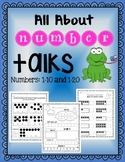 Number Talks: All about numbers 1-10 and 1-20 (Common Core Aligned)