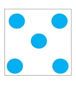 Number Talks /Dot Color Cards
