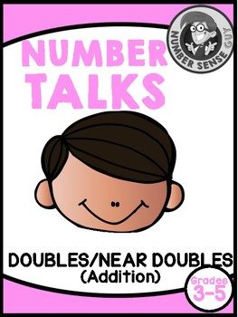 Number Talks 3-5 Doubles and Near Doubles