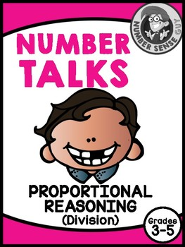 Number Talks 3-5 proportionate reasoning