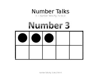 Number Talks 3