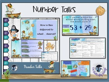 Number Talks Year 5. Year 6