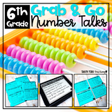 Number Talks 6th Grade NUMBER SENSE PROGRAM Distance Learn