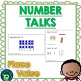 Number Talks - Addition and Subtraction
