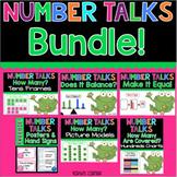 Number Talks Bundle