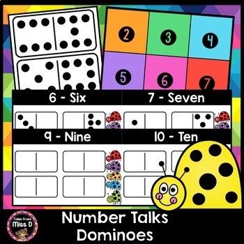 Number Talks - Dominoes