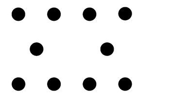 Number Talks: Dot Images - Number 10