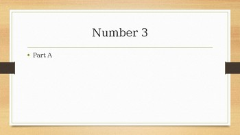 Number Talks: Dot Images - Number 3