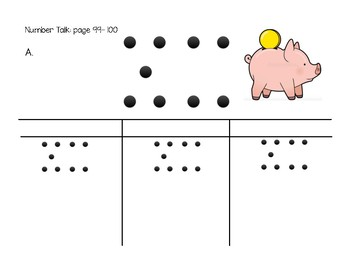 Number Talks: First Grade