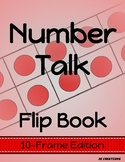 Number Talks Flip Book 10-Frame Edition