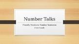 Number Talks: Friendly Numbers - Number Sentences