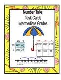 Number Talks Grades 3 - 5