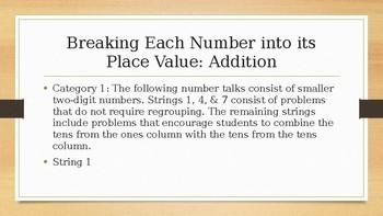 Number Talks: Grades 3-5 Bundle