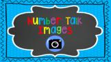 Number Talks Images (notice and wonder)