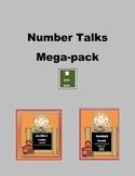 Number Talks Mega-pack