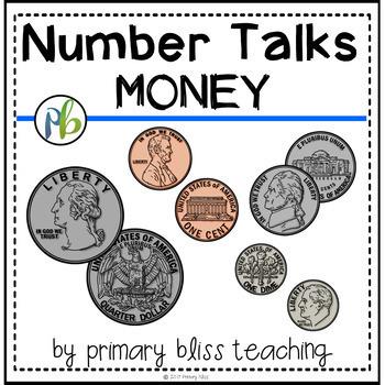 Number Talks {Money}