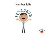 Number Talks: Number Shapes