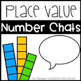 Number Chats Place Value First Grade