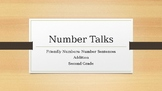 Number Talks: Second Grade - Friendly Numbers