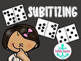 Number Talks Subitizing Dot Cards - great for Number Talks