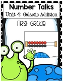 Number Talks Unit 4: Galactic Addition - First Grade