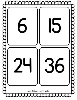 Number Talks:  Which One Doesn't Belong?