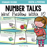 DIGITAL Number Talks for Word Problems DISTANCE LEARNING