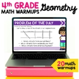 Number Talks for Geometry