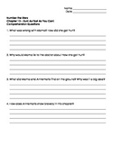 Number The Stars - Ch. 13 and 14 Comprehension Questions