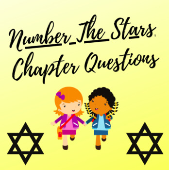 Number The Stars Common Core Comprehension Questions