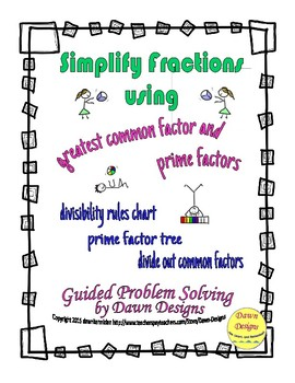 Number Theory: Simplifying Fractions - Greatest Common Fac