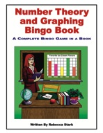 Number Theory and Graphing Bingo Book