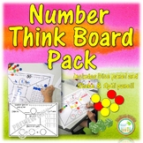 Number Think Board Pack
