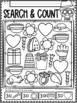 All About the NUMBER THREE ~ NO PREP Number Sense Kindergarten Math Printables