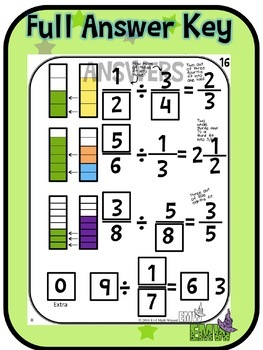 Number Tiles: Dividing Fractions Number Line Square Tile Google Drive Puzzles