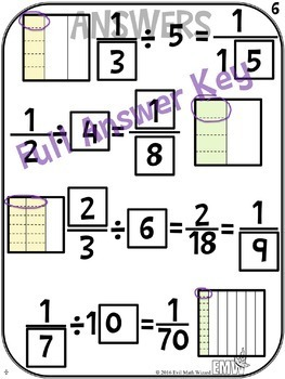 Number Tiles: Dividing Fractions Square Tile Printed Cards or iPad Puzzles!